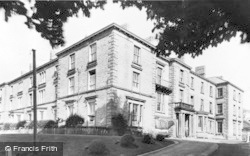 Gilsland, The Convalescent Home c.1955