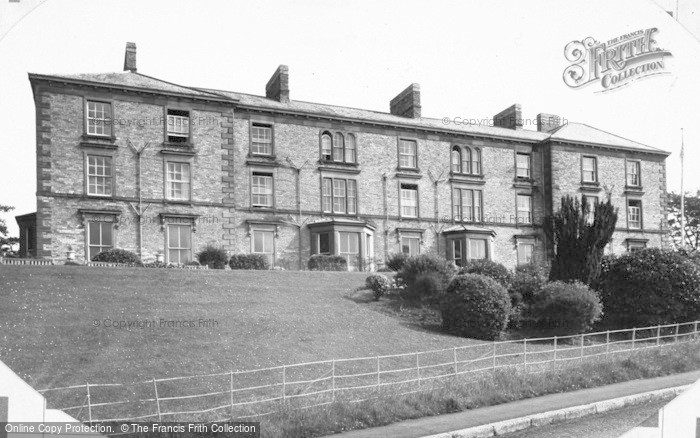 Photo of Gilsland, The Convalescent Home c.1955