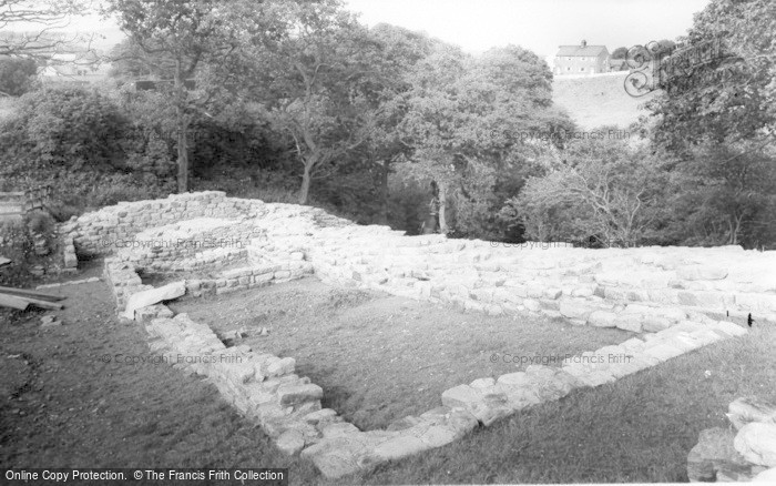 Photo of Gilsland, The Kings Stables, Roman Wall c.1955