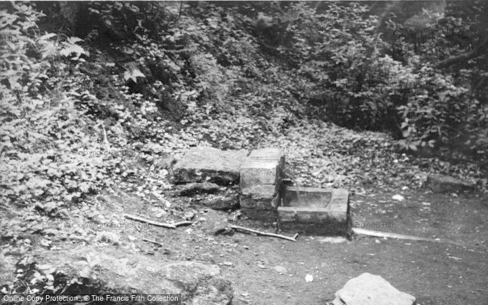 Photo of Gilsland, The Spa Well c.1950