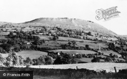 Gilwern, Gilwern Hill From Pant-Y-Beilian c.1955