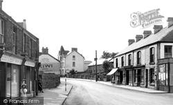Gilwern, Main Road c.1955