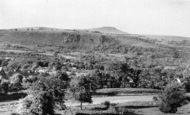 Gilwern, Sugar Loaf Mountain c1955