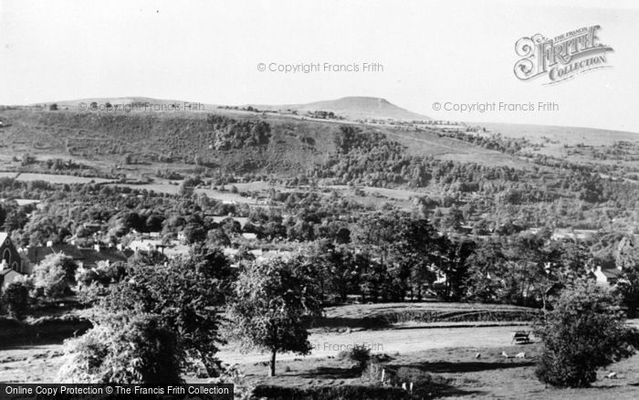Photo of Gilwern, Sugar Loaf Mountain c1955
