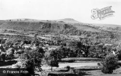 Gilwern, Sugar Loaf Mountain c.1955
