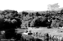 Gilwern, The Canal c.1955