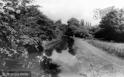 Gilwern, The Canal c.1960