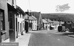 Gilwern, The Village c.1955