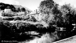 Gilwern, View From The Canal c.1960