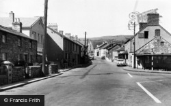 Gilwern, Village From Abergavenny Road c.1955