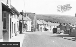 Gilwern, Village From Canal Bridge c.1955