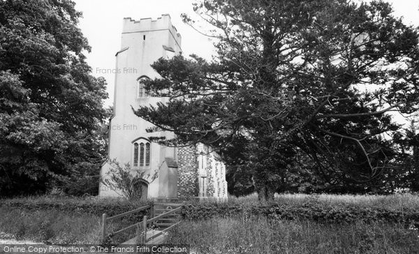 Gipping, Chapel c1955