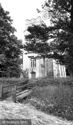 Gipping, The Chapel c.1955