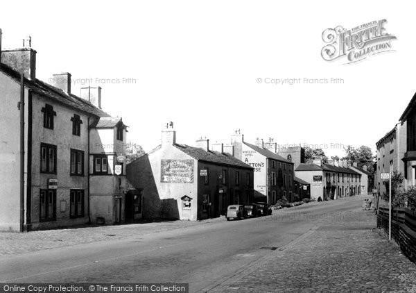 Photo of Gisburn, General View c.1950