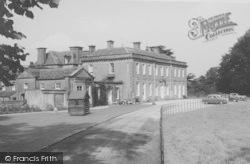 Gisburne Hall c.1960, Gisburn