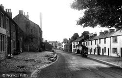 High Street  1921, Gisburn
