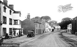 Main Street 1921, Gisburn