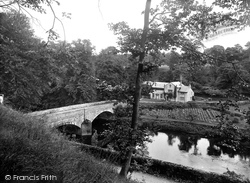 Mill Bridge 1921, Gisburn