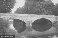 Mill Bridge c.1960, Gisburn