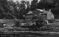 Mill Bridge House c.1960, Gisburn