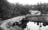 Gisburn, the Bridge 1921