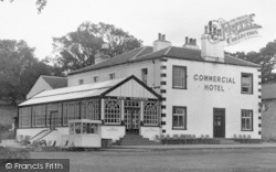 The Commercial Hotel c.1955, Gisburn