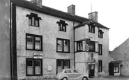 Gisburn, the Ribblesdale Arms c1950