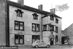 The Ribblesdale Arms c.1950, Gisburn