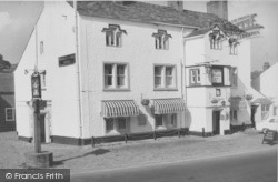 The Ribblesdale Arms c.1965, Gisburn