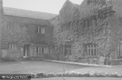 The Stirk House Hotel c.1960, Gisburn