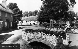 Gittisham, Village c.1960