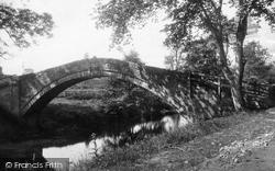 Glaisdale, Beggar's Bridge c.1885