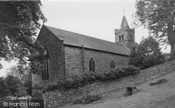 Glaisdale, St Thomas The Apostle's Church c.1965