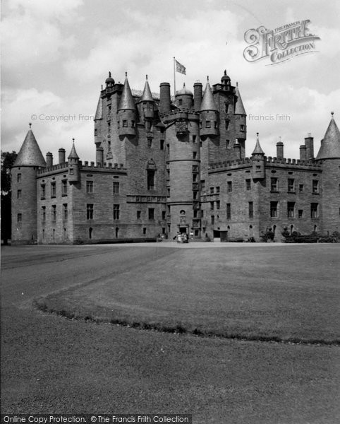 Photo of Glamis, Castle 1954