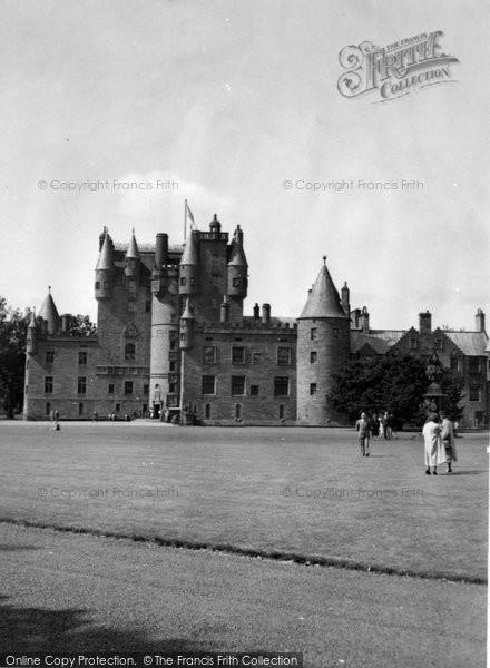 Photo of Glamis, Castle 1954