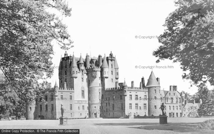 Photo of Glamis, Castle c.1935