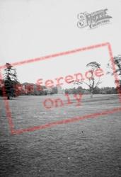 View Towards Castle c.1935, Glamis