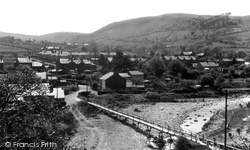 Glanaman, View From Penybont 1956
