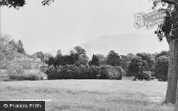 Glangrwyney, Glangrwyney Court c.1955