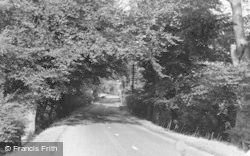 Glanton, Crawley Dene c.1950