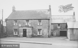 Glanton, Queens Head Hotel c.1950