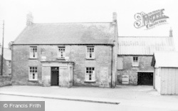 Glanton, The Queens Head c.1960