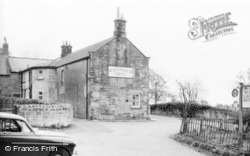 Glanton, The Red Lion Hotel c.1960