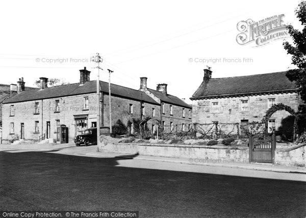 Photo of Glanton, The Village c.1950