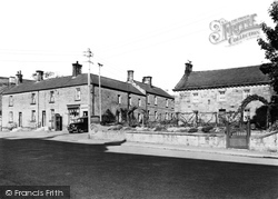 Glanton, The Village c.1950