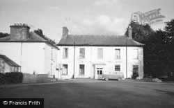 Glasbury On Wye, Glasbury House School 1964