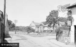 Glasbury On Wye, Maesllwch Arms Hotel 1957