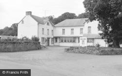 Glasbury On Wye, Maesllwch Arms Hotel 1966