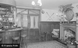Glasbury On Wye, Maesllwch Arms Hotel, The Lounge Bar 1960