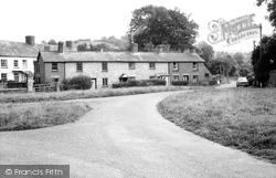 Glasbury On Wye, The Village 1966